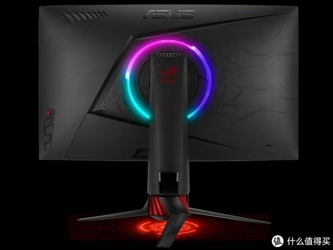 """力压""""四小金刚"""":华硕 发布 ROG Strix XG27WQ 2K曲面电竞显示器"""