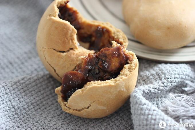 和潮汕朋友学了一招:好吃又会爆浆的肚脐饼,必须试一试!