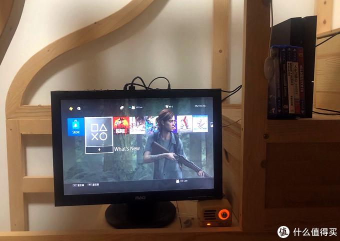 变废为宝——老显示器改PS4移动显示屏