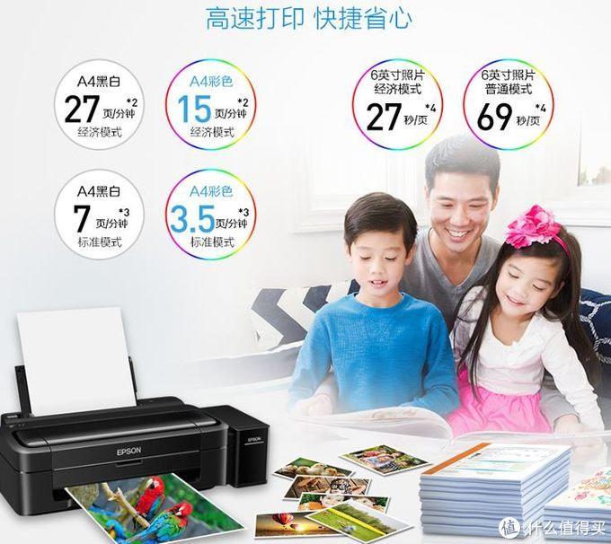 家用打印机,算算成本再选购,适合自己的才是最好的