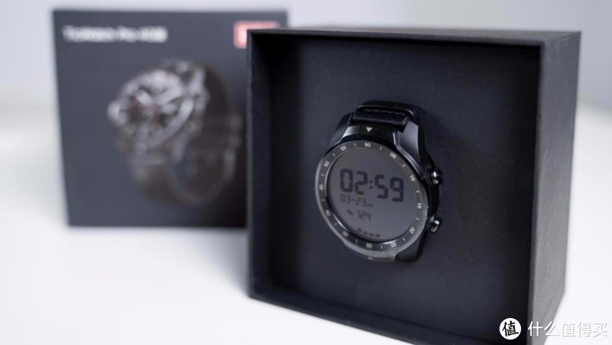 Ticwatch pro智能手表,性价比实用之选