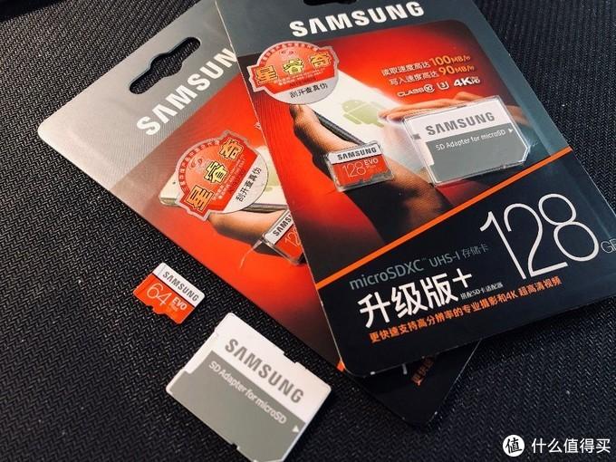 小米智能摄像机的好搭档三星EVO Plus存储卡