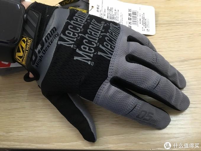 Mechanix超级技师手套0.5mm薄款透气耐磨维修射击战术手套入手