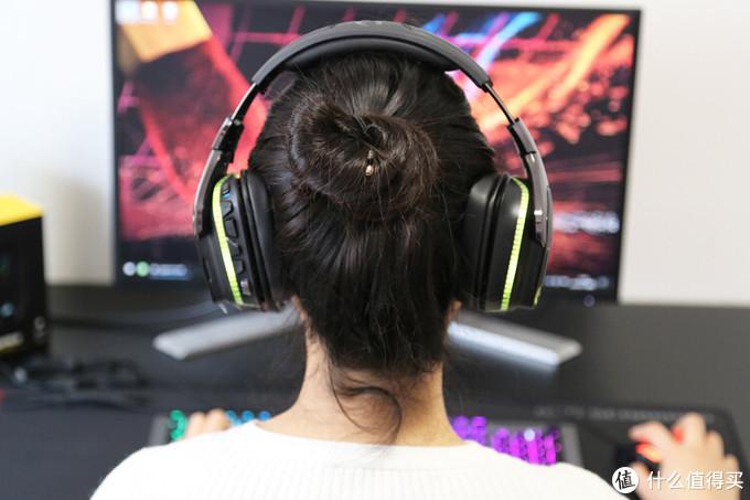 王者归来:罗技G933s旗舰无线游戏耳机体验
