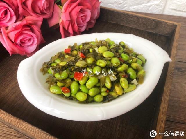 炒青豆的时候加点它,鲜嫩爽口,特别好吃,可惜好多人都不知道