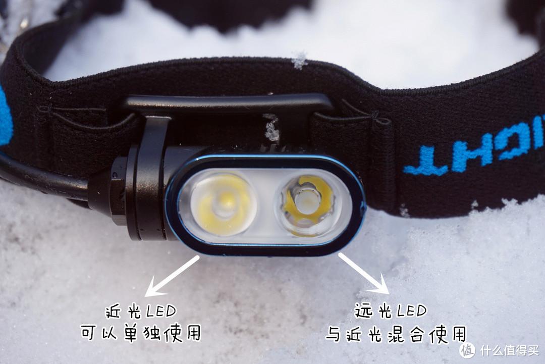 OLIGHT傲雷 ARRAY 双光源磁吸直充轻便头灯测评
