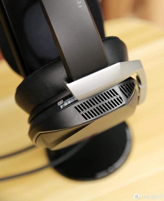 专业游戏耳机这么玩儿-物理7.1环绕配主动降噪麦克风:ROG 创世7.1电竞耳机评测