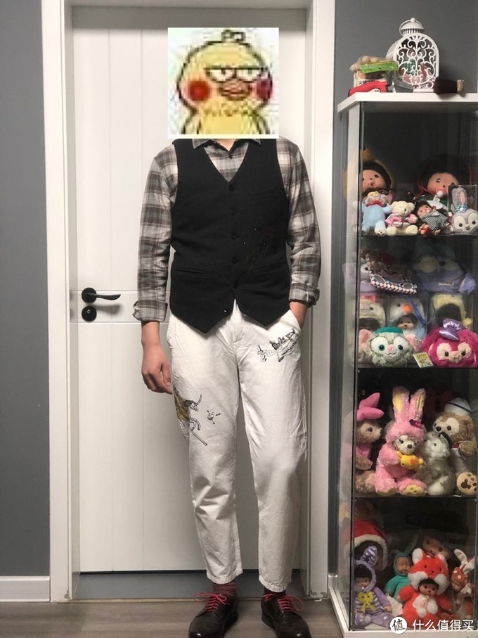 裤子也是他家的