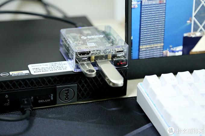 USB接口不够怎么办?Type-C扩展坞来补救,还能扩展屏幕