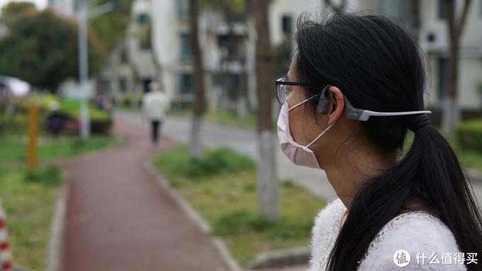 韶音AS800骨传导蓝牙耳机,挂在你耳朵上的音乐小精灵