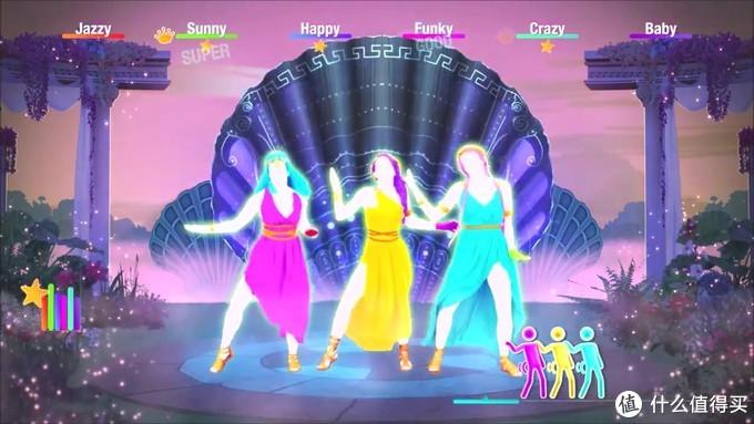 蔡依林《怪美的》,目前加入了几款中文歌曲,预计后面会有更多的中文歌曲进入到《舞力全开》的后续系列中