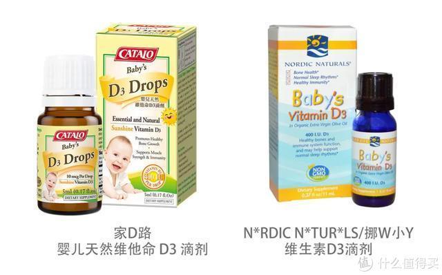 6款婴儿维D测评:挪W小Y、家D路过氧化值超标!易变质!