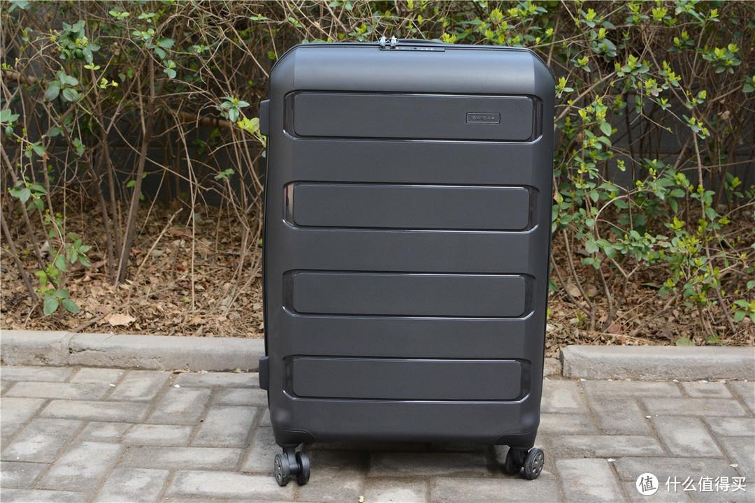 有了瑞士SWIZA行李箱,再也不用担心出差了,绝对颜值担当