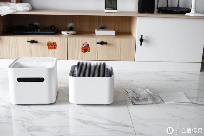 分享一款我用着还不错的智米纯净型加湿器-2代