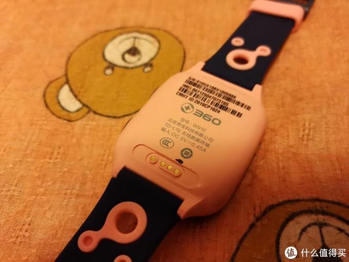 360儿童电话手表简单开箱记录
