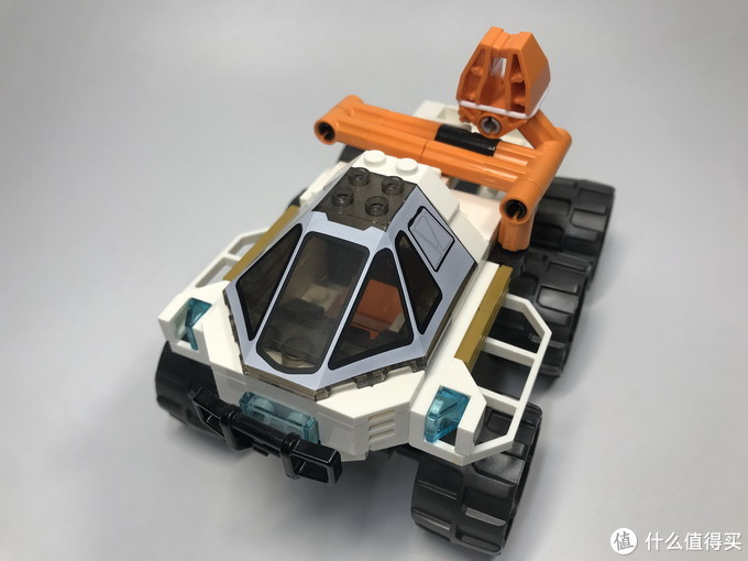 寓教于乐的LEGO:乐高 60225 火星科学探测