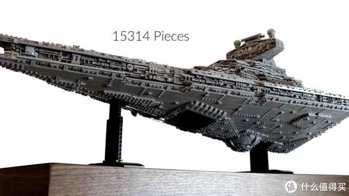 国外乐高玩家自制的巨型星球大战帝国级歼星舰舰队!超强内部细节完整而丰富!