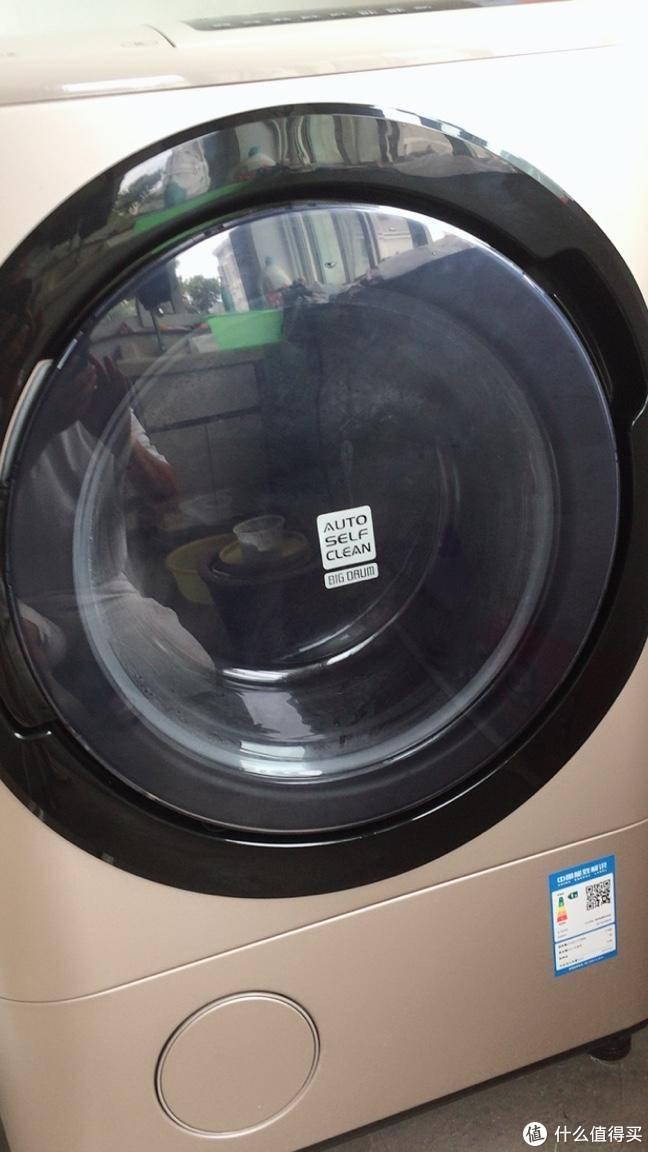 科技护身,日立洗烘一体洗衣机BD-NX100GHC测评