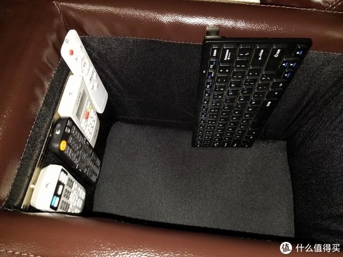 简单晒下新买的可调功能沙发,以及客厅遥控器的收纳