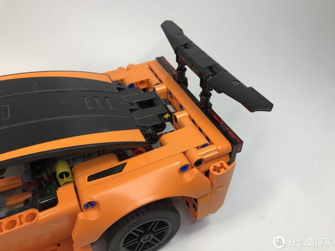 乐高 2019年科技组 42093 雪佛兰 科尔维特 ZR1跑车
