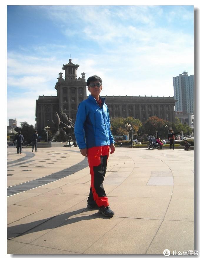 征途有你更精彩 ——凯乐石KG510098 户外男款专业徒步裤征途测试