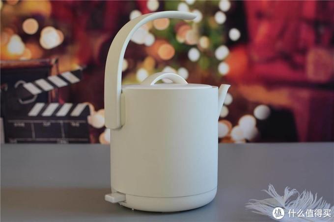 极简电水壶如同艺术品,这样喝水才有仪式感
