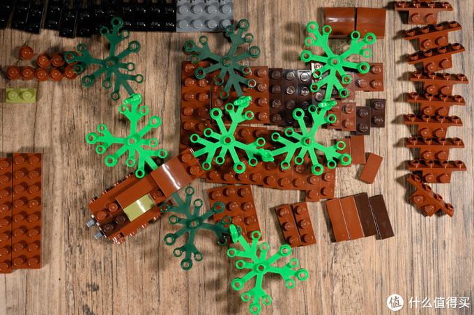 乐高 21318 树屋开箱及拼砌过程分享