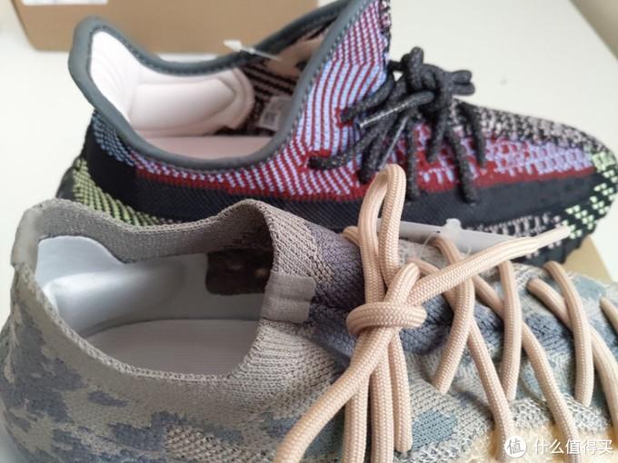 收窄的袜套式鞋口有利有弊