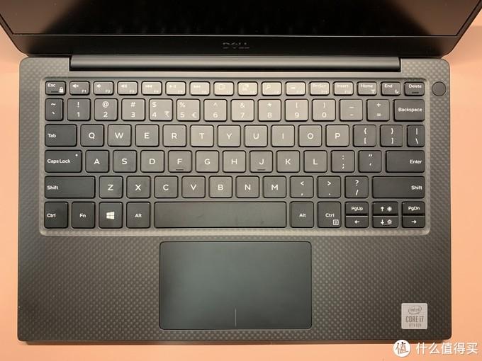 C面碳纤维掌托+改进后的键盘