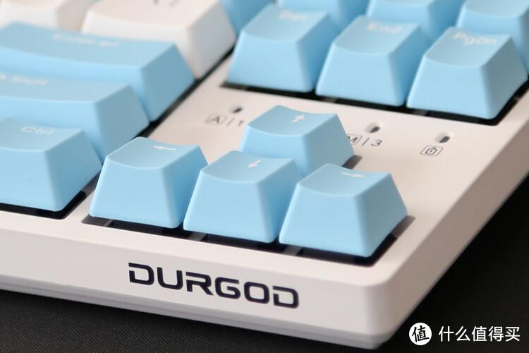 印象深刻的手感:杜伽K320w无线蓝牙多模式机械键盘体验