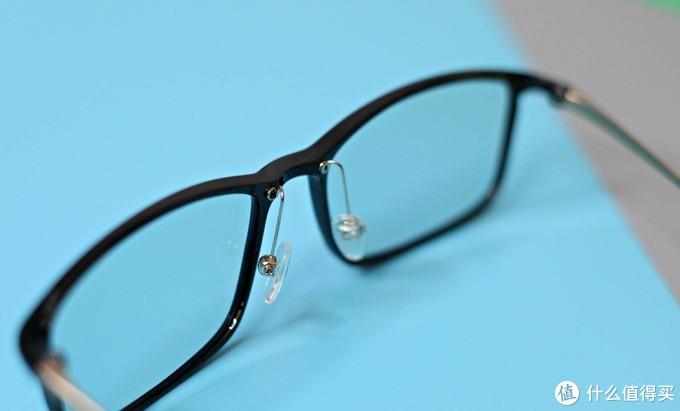 眼睛累了,试了一下便宜的米家防蓝光眼镜