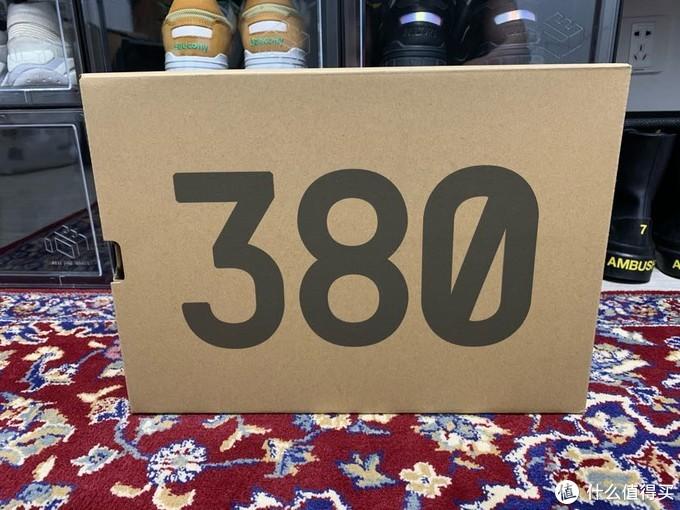 又一倒闭款Yeezy 380 Mist开箱