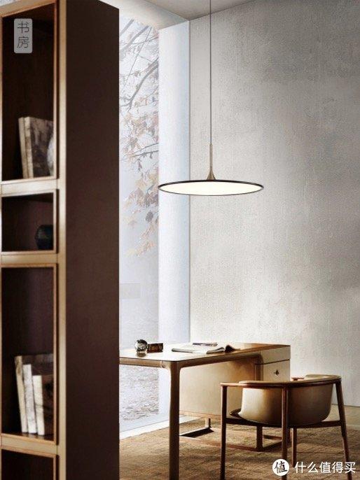 新特丽餐厅灯,简单线条打造质感,健康光源更护眼!