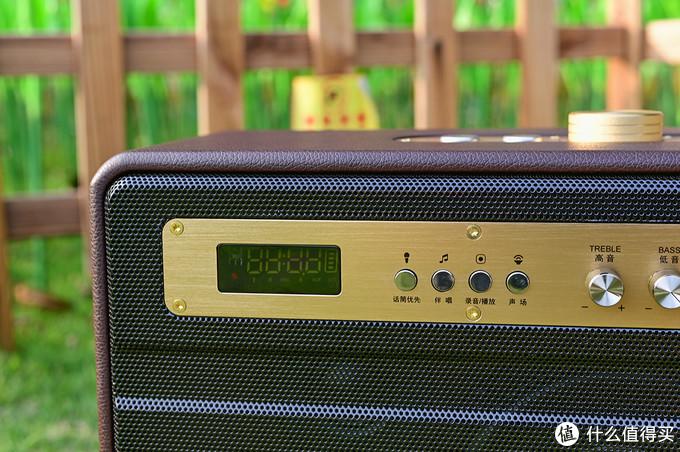 将舞台音效带着走,复古与科技,维妙K6L户外音箱