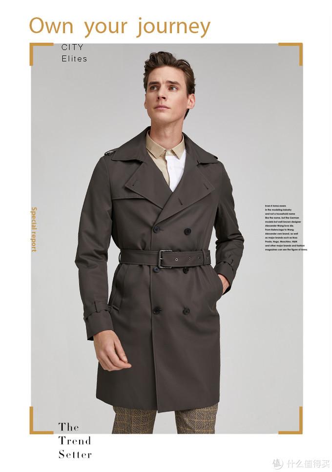 男士春季穿搭指南——五款经典外套教你打造美式复古风格