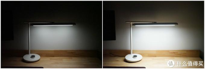 电脑模式最低亮度-最亮对比