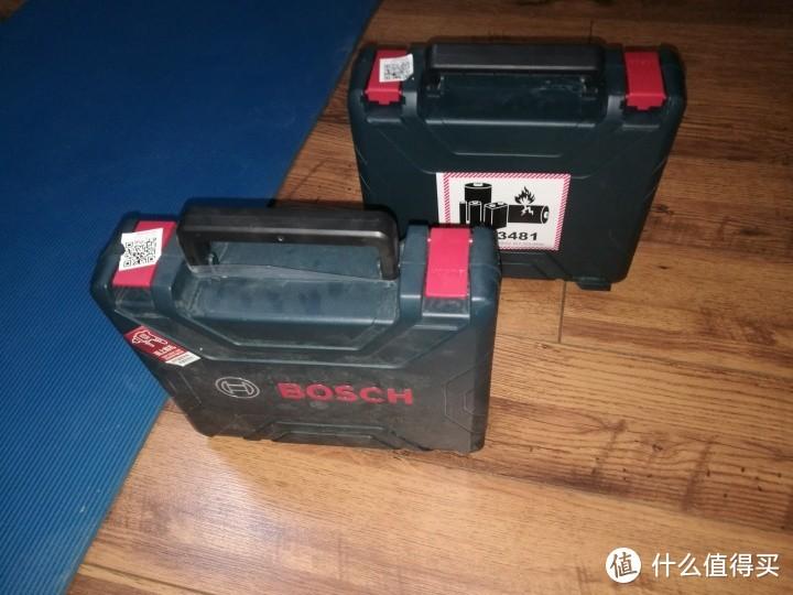 什么值得买值友福利BOSCH博世 双电版12V电钻 GSR 120-Li开箱测评