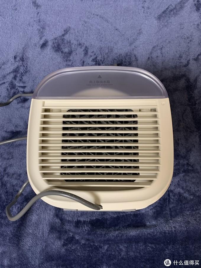 无雾加湿,冷暖润风,摩飞亲肤冷暖风机使用感受