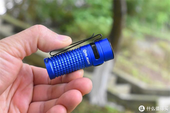 义卖有情,大爱无疆---OLIGHT傲雷 i1r 2 、 S1R Ⅱ蓝色精灵开箱