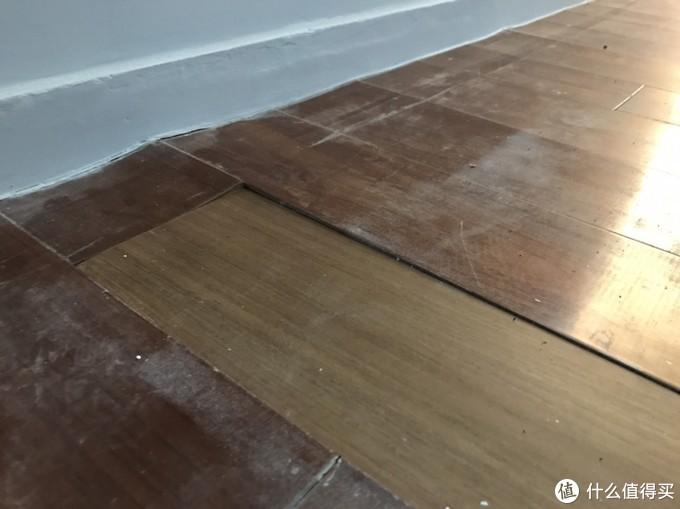 老房子之-实木地板重新翻新抛光