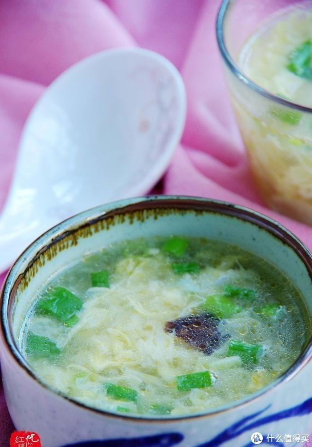 蛋花汤里加点它,不但味道更鲜还能健脑益肾,对糖尿病人也有帮助