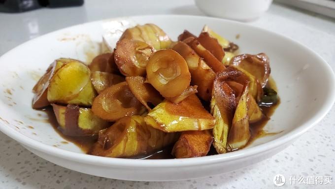 简单又炒鸡好吃的油焖笋