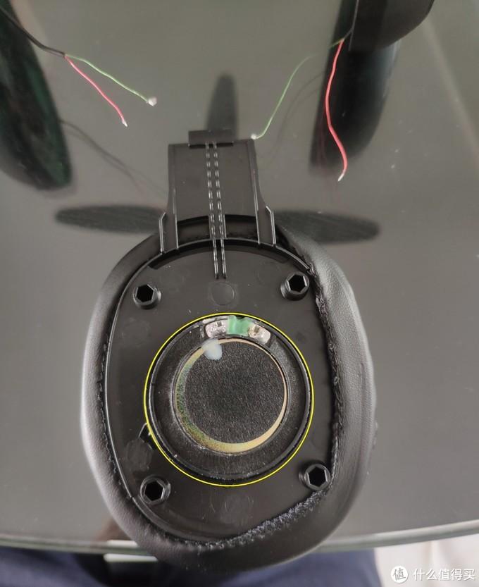 跟着大佬DIY——夏新T5头套蓝牙耳机喇叭单元更换