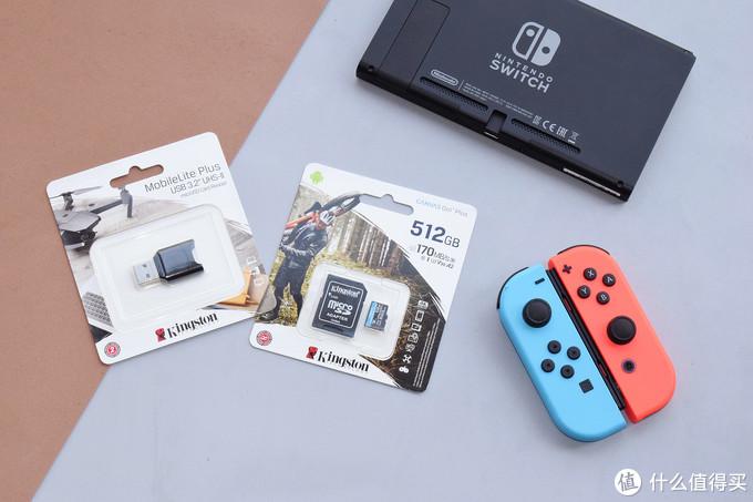 全设备高速进击—金士顿Canvas Go! Plus microSD存储卡/读卡器评