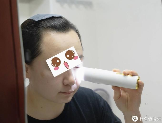 呵护皮肤-DESTEBE迪特蓓 果冻智能多功能双头美容仪体验