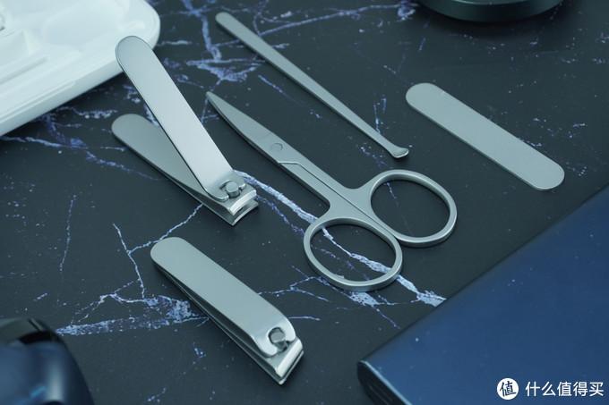 钢板的艺术——米家指甲刀五件套