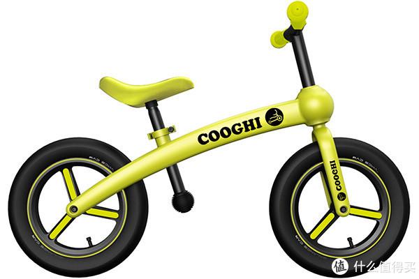 COOGHI酷骑S系列儿童平衡车——趣味童年必备神器