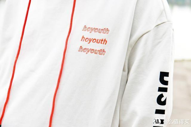 时尚自在,你怎么选择卫衣?hoyouth 潮牌串标oversize卫衣抢先尝
