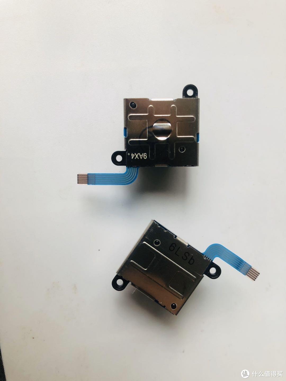 文科妹子也能换 -- Switch手柄 Joy-Con 左摇杆漂移修理记录+心得