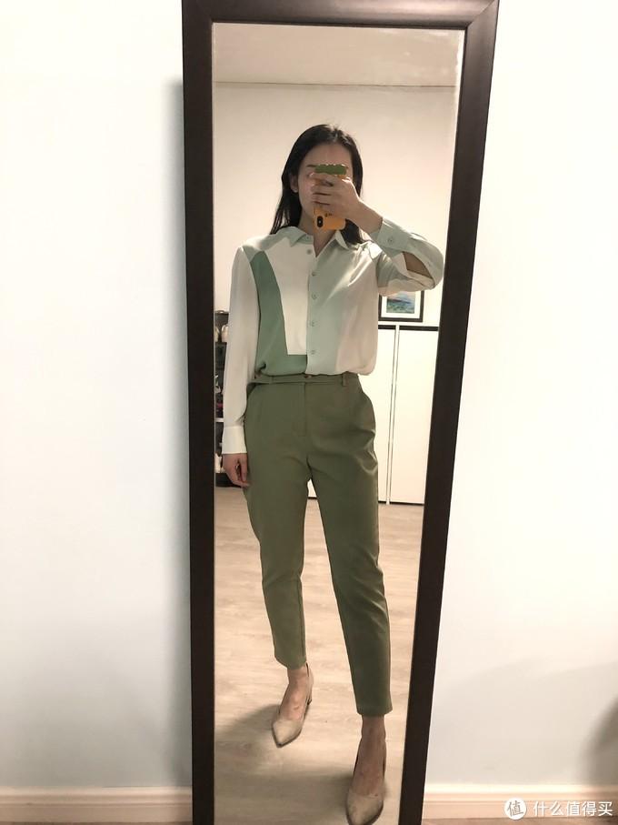 「春日穿搭」腰细腿粗的小个子女生怎么穿才显高显瘦??